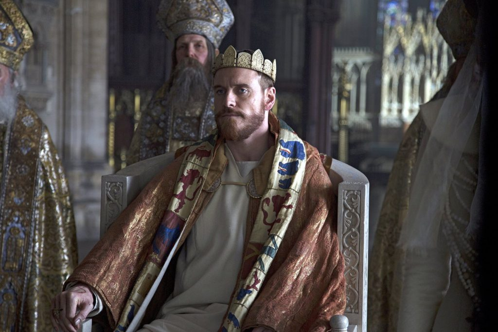 Macbeth Blu-ray Review Szene 3