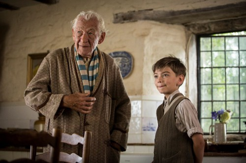 Mr Holmes Der Mann hinter dem Mythos Blu-ray Review Szenenbild 1