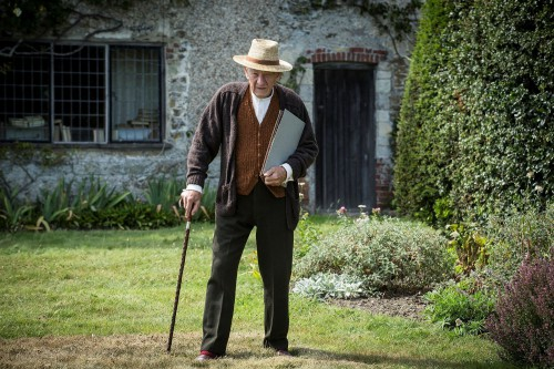 Mr Holmes Der Mann hinter dem Mythos Blu-ray Review Szenenbild 2