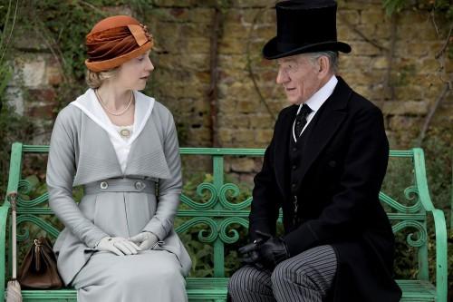 Mr Holmes Der Mann hinter dem Mythos Blu-ray Review Szenenbild 4
