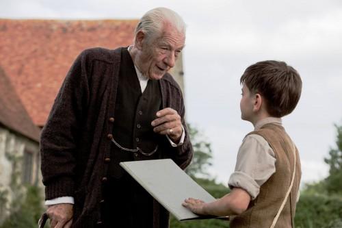 Mr Holmes Der Mann hinter dem Mythos Blu-ray Review Szenenbild 5