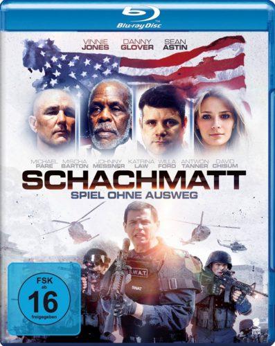 Schachmatt - Spiel ohne Ausweg Blu-ray Review Cover