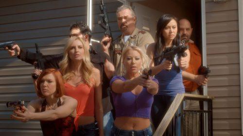 Sharkansas Women's Prison Massacre Blu-ray Review Szene 5