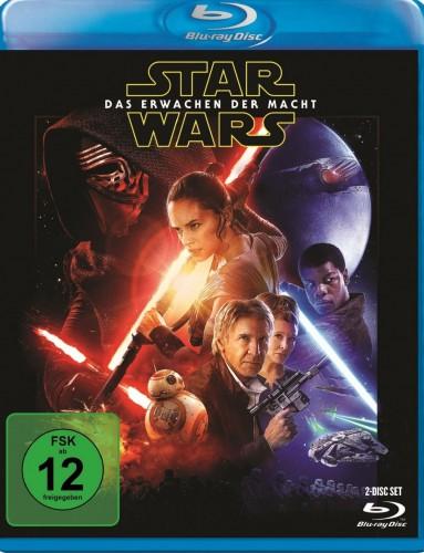 Star Wars - Das Erwachen der Macht Blu-ray Review Cover