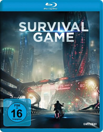 Survival Game Blu-ray Review Cover