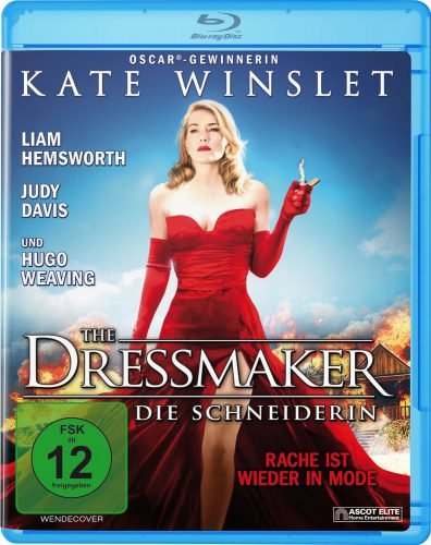 The Dressmaker - Die Schneiderin Blu-ray Review Cover