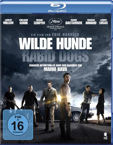 Wilde Hunde - Rabid Dogs Blu-ray Review Cover