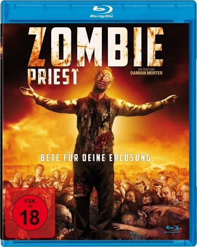 Zombie Priest Blu-ray Review Cover