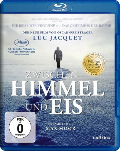 Zwischen Himmel und Eis Blu-ray Review Cover