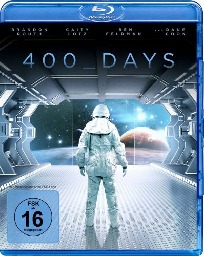 400_Days - The Last Mission Blu-ray Review Cover