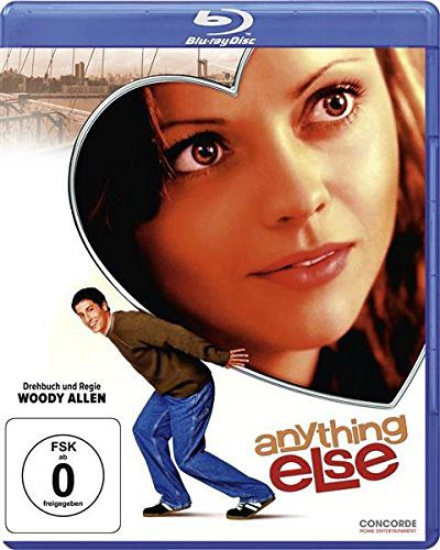 Anything Else Blu-ray Review Cover