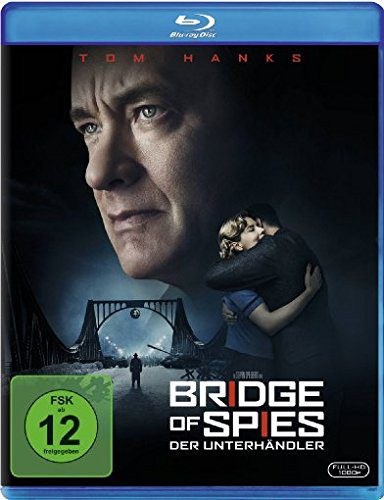 Bridge of Spies - Der Unterhändler Blu-ray Review Cover