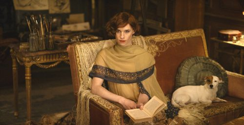 Danish Girl Blu-ray Review Szene 2