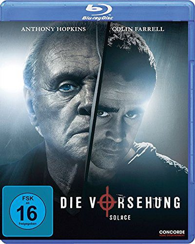 Die Vorsehung - Solace Blu-ray Review Cover