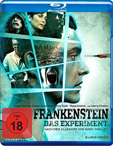 Frankenstein - Das Experiment Blu-ray Review Cover