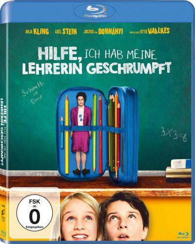 Hilfe, ich habe meine Lehrerin geschrumpft Blu-ray Review Cover