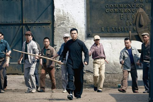 IP Man 3 Blu-ray Review Szenenbild 5