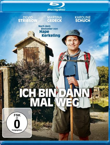 Ich bin dann mal weg Blu-ray Review Cover