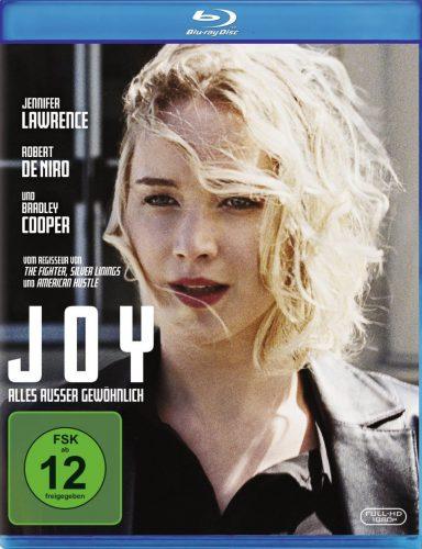 Joy - Alles außer gewöhnlich Blu-ray Review Cover