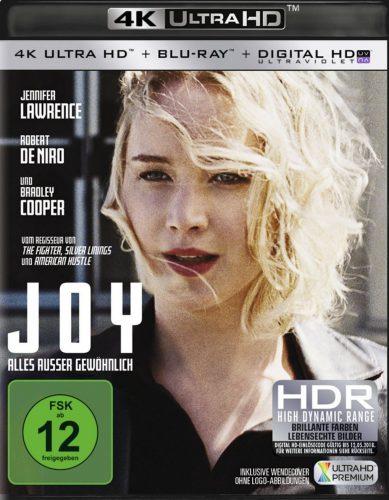 Joy - Alles außer gewöhnlich UHD Blu-ray Review Cover