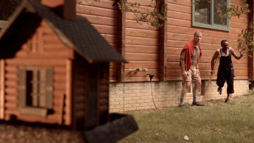 Monster Outside - Hüte dich vor der Dunkelheit Blu-ray Review Szenenbild 4
