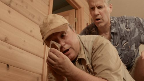 Monster Outside - Hüte dich vor der Dunkelheit Blu-ray Review Szenenbild 2