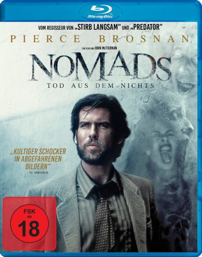 Nomads - Tod aus dem Nichts Blu-ray Review Cover