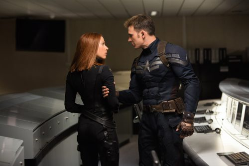 Return of the First Avenger 3D Blu-ray Review Szenenbild 1