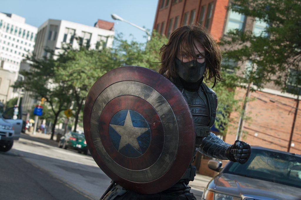 Return of the First Avenger 3D Blu-ray Review Szenenbild 5