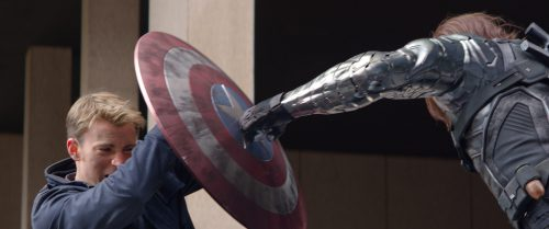Return of the First Avenger 3D Blu-ray Review Szenenbild 6