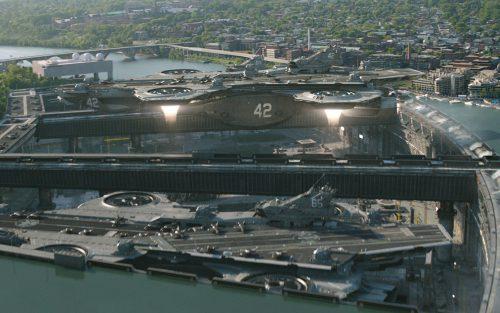 Return of the First Avenger 3D Blu-ray Review Szenenbild 7