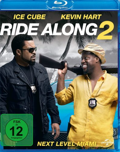 Ride Alonge 2 Next Level Miami Blu-ray Review Cover