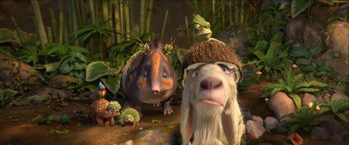 Robinson Crusoe Blu-ray Review Szene 3