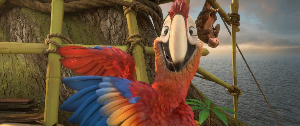 Robinson Crusoe Blu-ray Review Szene 8