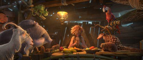 Robinson Crusoe Blu-ray Review Szene 2