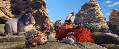 Robinson Crusoe Blu-ray Review Szene 1
