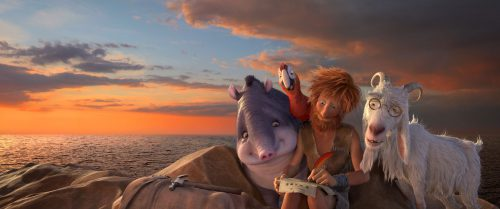 Robinson Crusoe Blu-ray Review Szene 4