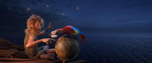 Robinson Crusoe Blu-ray Review Szene 6