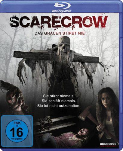 Scarecrow - Das Grauen stirbt nie Blu-ray Review