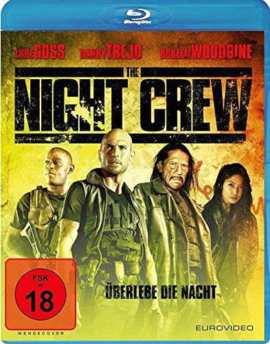 The Night Crew - Überlebe die Nacht Blu-ray Review Cover