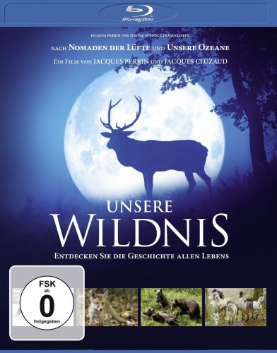 Unsere Wildnis Blu-ray Review Cover