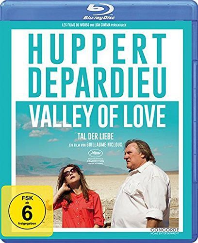 Valley of Love - Tal der Liebe Blu-ray Review Cover