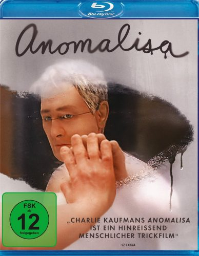 Anomalisa Blu-ray Review Cover