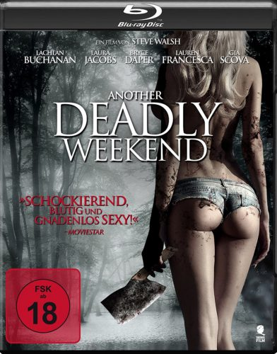 Another Deadly Weekend - Muck Blu-ray Review Cover