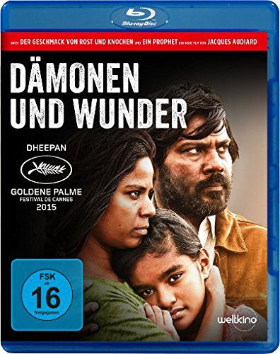 Dämonen und Wunder - Dheepan Blu-ray Review Cover