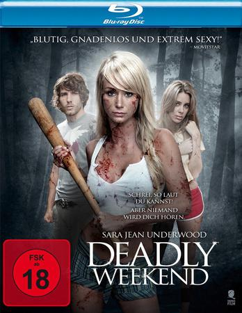 Deadly Weekend Zellwood Blu-ray Review Cover