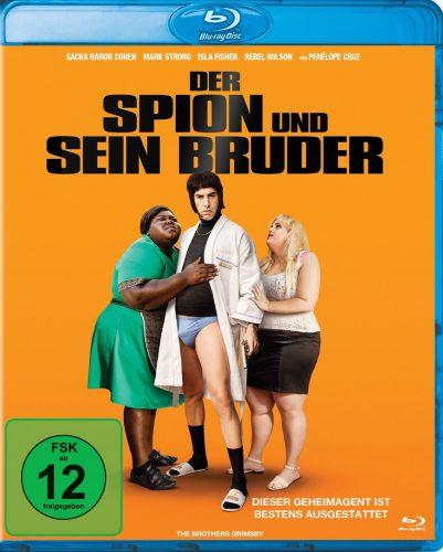 Der Spion und sein Bruder Blu-ray Review Cover