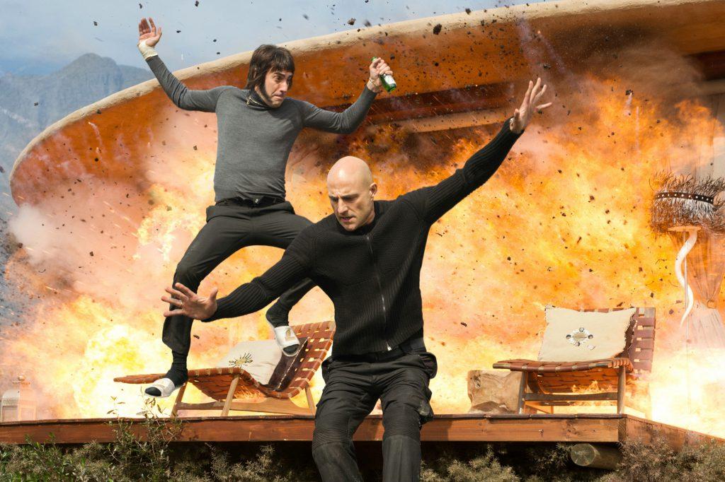 Der Spion und sein Bruder Blu-ray Review Szene 4