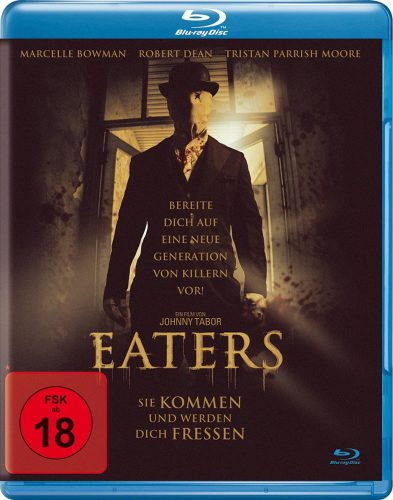 Eaters - Sie kommen und werden dich fressen Blu-ray Review Cover