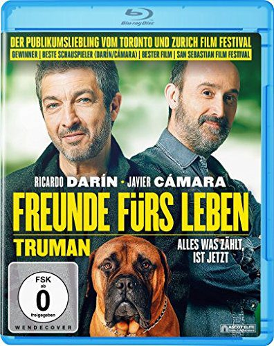 Freunde fürs Leben Blu-ray Review Cover